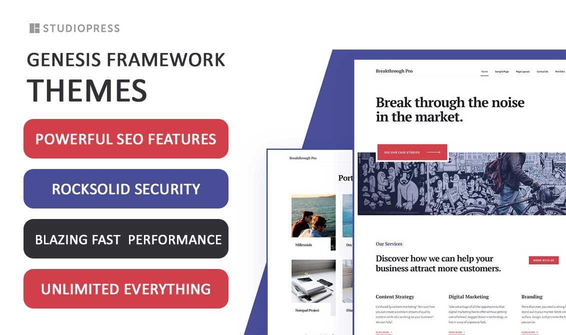 Genesis Framework Theme Reviews
