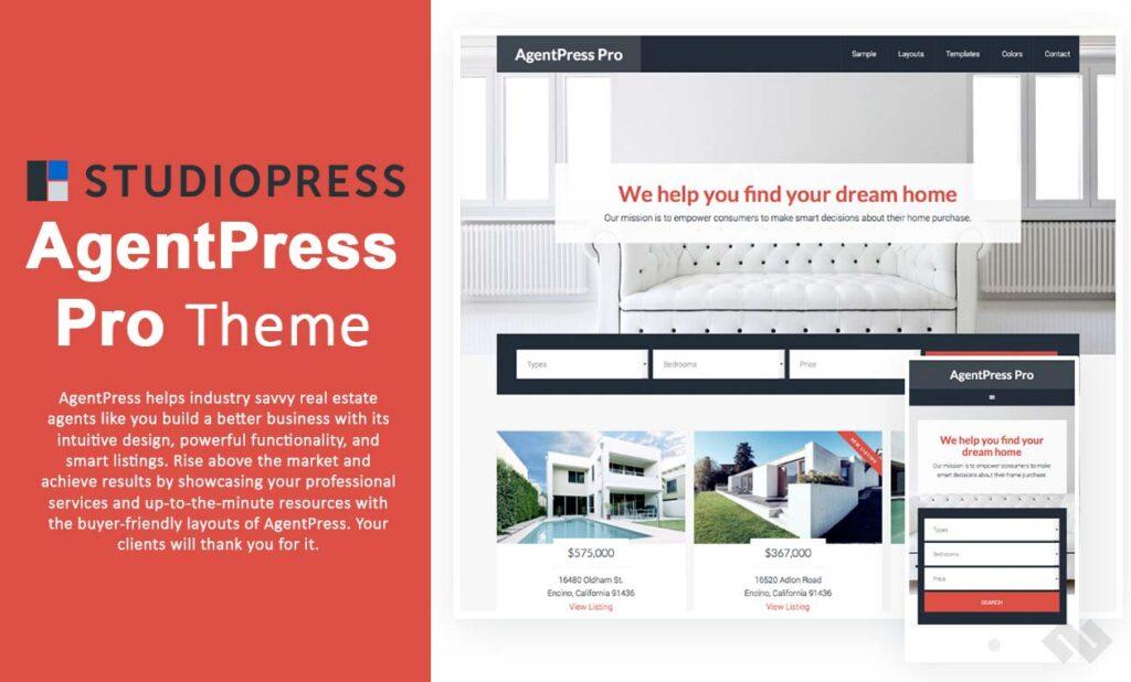 AgnetPress Pro Theme Review